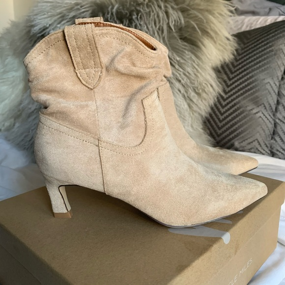 Shoes - Slouchy Marant Booties